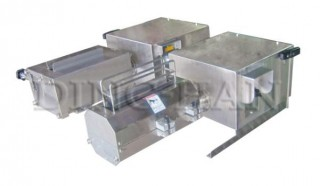 Tabletop Tenderizer Machine and Tendon Breaker - Break tendon then roll press.