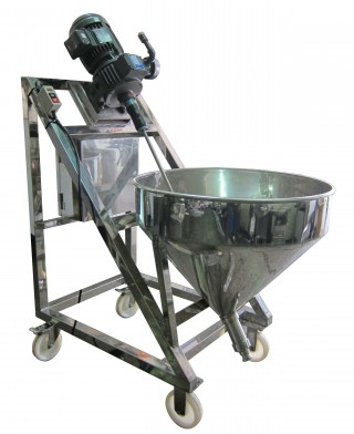Trasportatore automatico di pastella