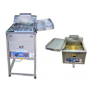 Commercial Deep Fryer - For Store - Commercial Frying Machine