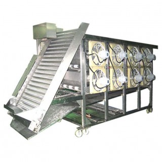 Multi-layers Cooling Machine - Ding-Han's Cooling Machine