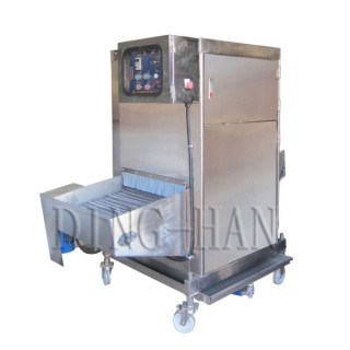 Continuous Deoiling Machine