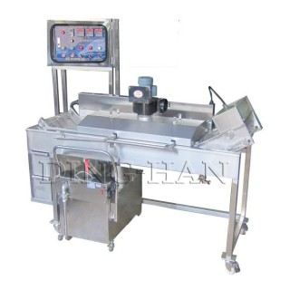 Far-Infrared Heating Fryer - Continuous Far-Infrared Heating Fryer