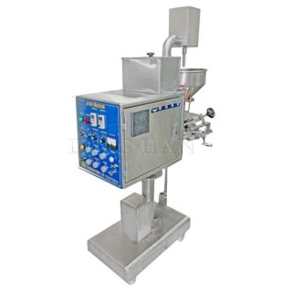 Patty Forming and Portioning Machine