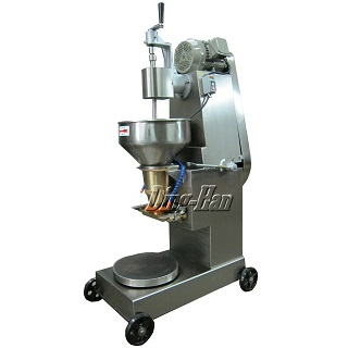 Meatball Extruding and Forming Machine