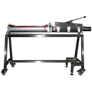 氣動式充填束口機 - 氣動式充填束口機