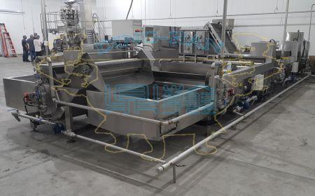 Ding-Han Kundenspezifische Fischbällchen-Produktionslinie