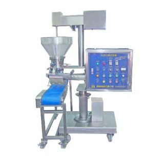 (Large-type) Patty Forming and Portioning Machine - Machine de remplissage et de formage de Patty
