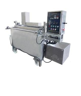 Macchina per friggere di tipo batch - Per uso industriale - Macchina per friggere di tipo batch