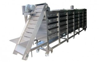 Boiling & Steaming Machine / Cooling Machine