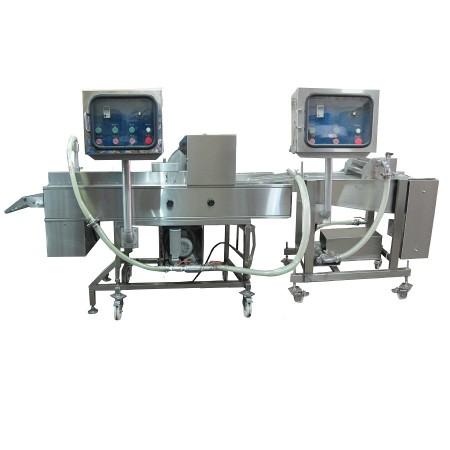 ब्रेडिंग मशीन / कोटिंग मशीन