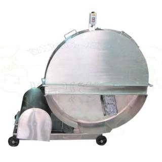 آلة تقطيع اللحم المجمدة الأوتوماتيكية - DH801 آلة تقشير كتل اللحوم المجمدة