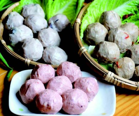 Processing Machines for Meatball / Fishball - Meatball / Fish Meatball