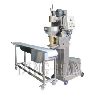 Mochi Portioning and Forming Machine