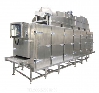 Tunnel Oven - Continuous Tunnel Oven