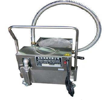 Filtro olio per frittura automatico