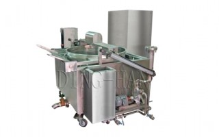 Batch Oil Frying Machine - Batch-Type Friteuse