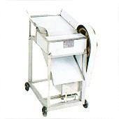 Automatic Squid Carving Machine (Conveyor type) - Squid Carving Machine
