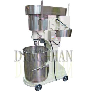 آلة تقليب معجون اللحوم عالية السرعة (مع منظم سرعة من أربع خطوات) - صانع وخلاط معجون اللحوم