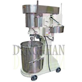 Hochgeschwindigkeits-Fleischpasten-Rührmaschine (mit 4-Stufen-Geschwindigkeitsregler) - Fleischpasten-Maker & Mixer