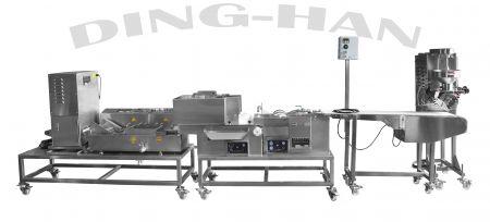 خط إنتاج الطعام للكمبيوتر اللوحي - خط إنتاج الطعام للكمبيوتر اللوحي