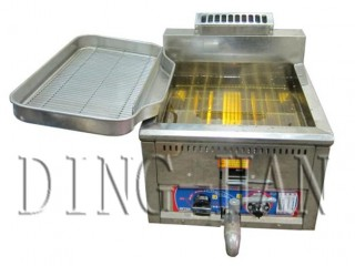 Tabletop Gas Deep Fryer