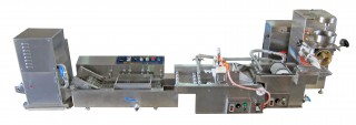 TABLETOP FOOD PRODUCTION LINE - TABLETOP FOOD PRODUCTION LINE