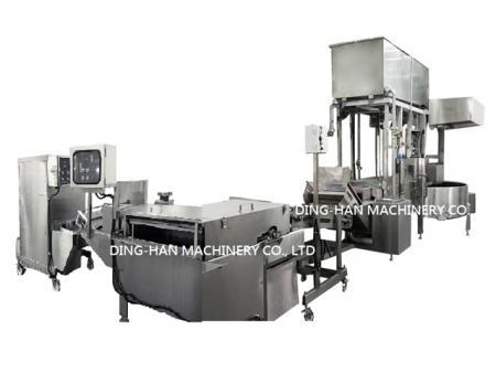 Ding-Han Linea di produzione Tempura personalizzata