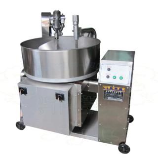 Universal-Nahrungsmittelkochmaschine - Fritteuse mit Fleischseide