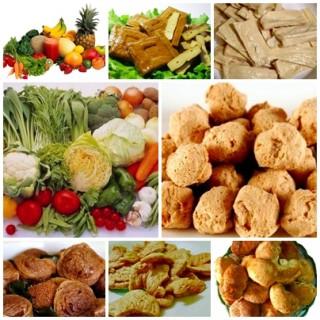 Macchine per la lavorazione di verdure e alimenti vegetariani