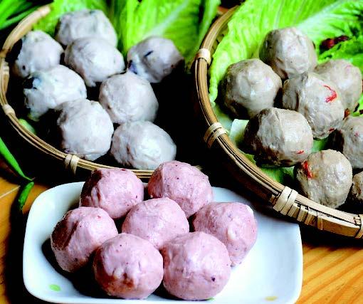Meatball / Fish Meatball