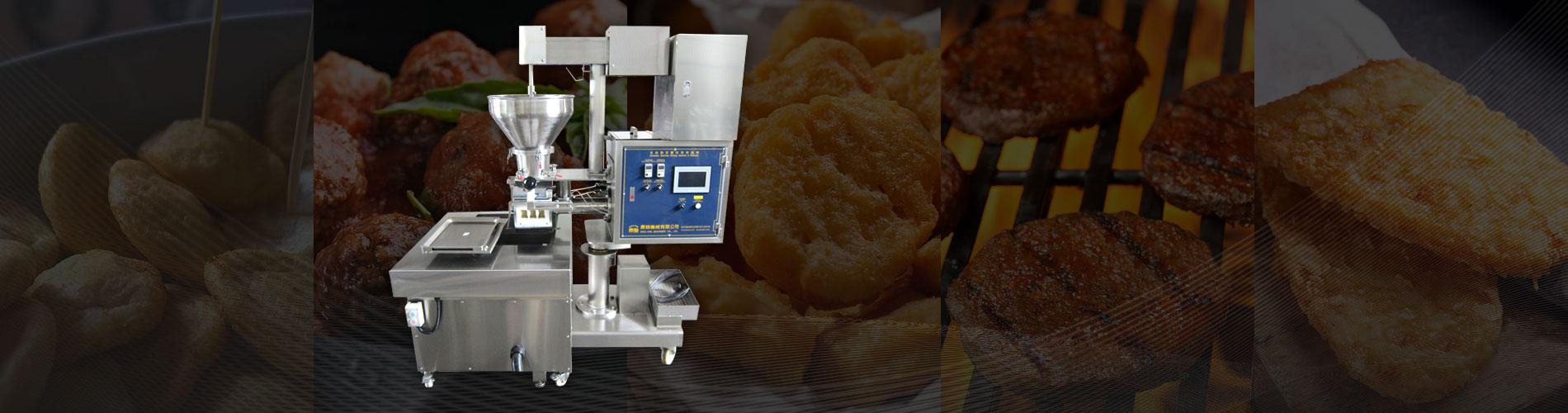 Nourriture Machine de formage