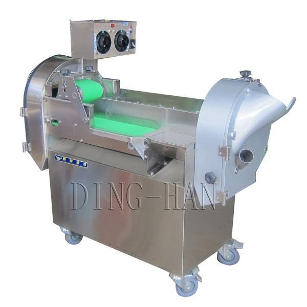 Vegetable Processing Machine - Leaf cutter