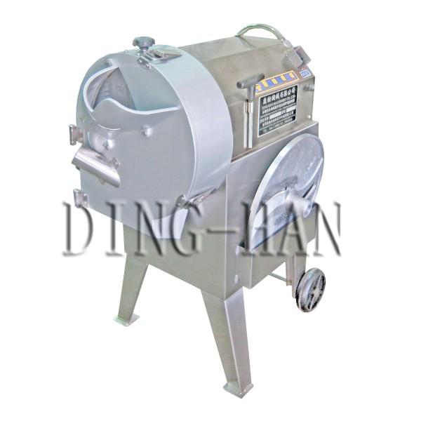 Gemüseverarbeitungsmaschine - Wurzelhalsschneider