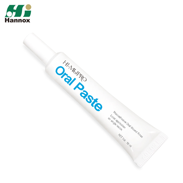 Hi-MUPRO Oral Paste (Concentration) - oral wound rinse