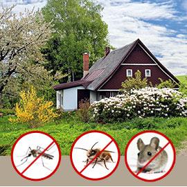 ホーム&ガーデン - 害虫忌避剤