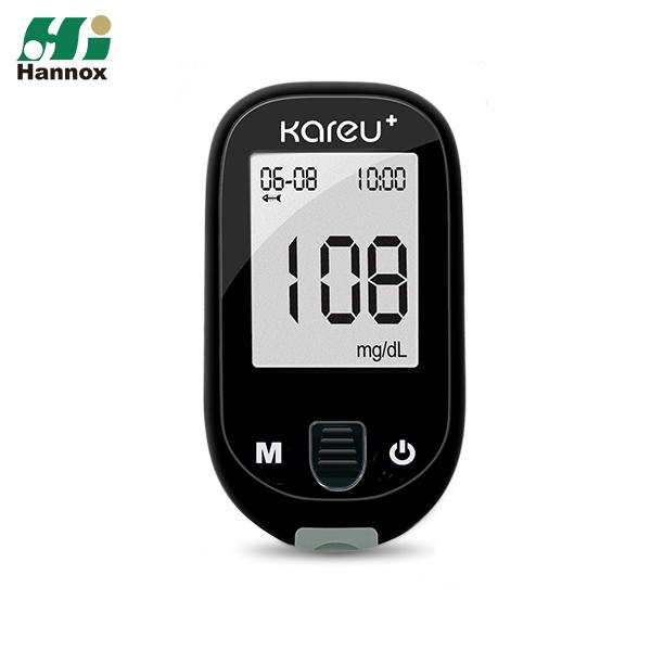 Blood Glucose Monitoring System (KareU+) - KareU+ Glucometer