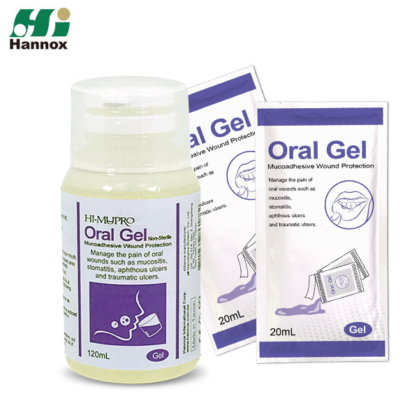HI-MUPRO Oral Gel (Bottle) - Oral Wound Rinse Oral gel