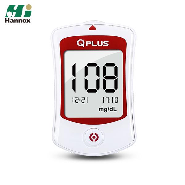 Blood Glucose Monitoring System (Q-PLUS) - Blood Glucose Monitoring System