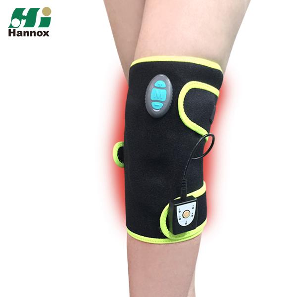TENS heating knee brace