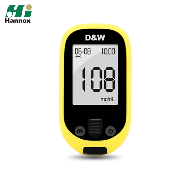 Blood Glucose Monitoring System (D&W) - D&W Glucometer