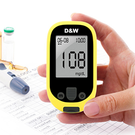 Blood Glucose Monitoring System - Blood Glucose Monitoring System