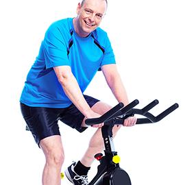 Exerciser - pedal exerciser