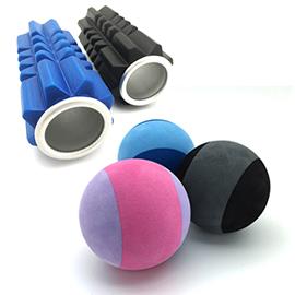 Massage Foam Roller - Massage Ball Foam Roller Palm Massager