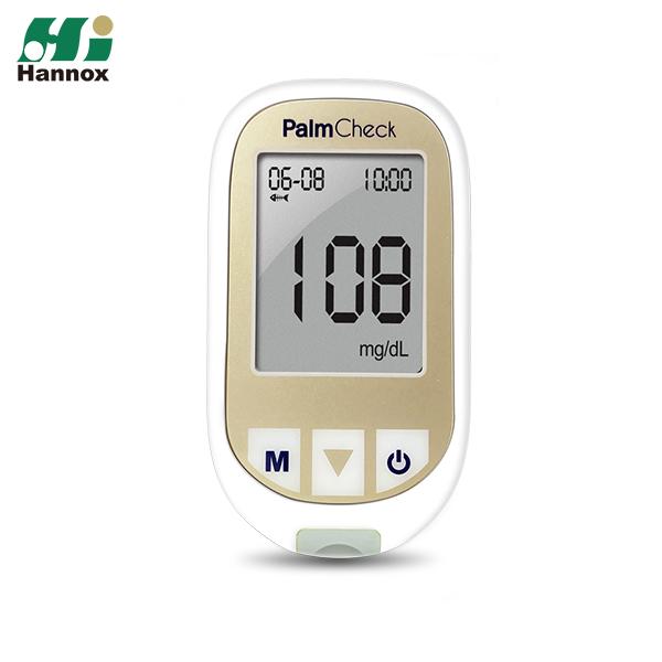 glucómetro PalmCheck
