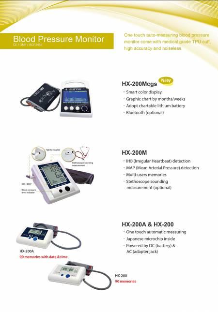 Hannox Blood Pressure Monitor