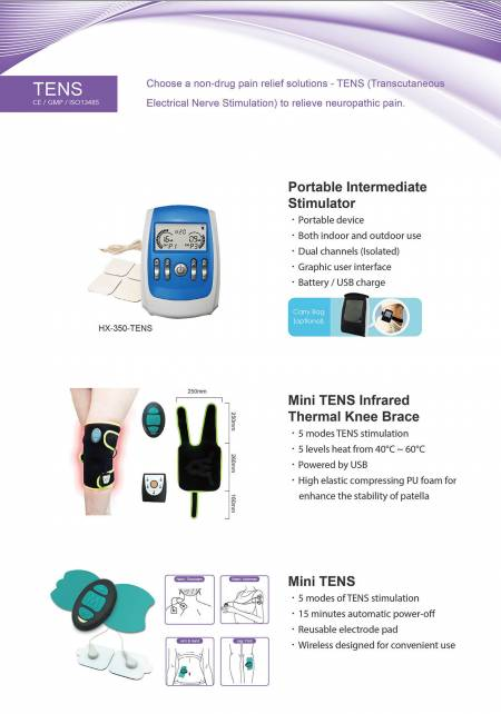 Hannox TENS Products