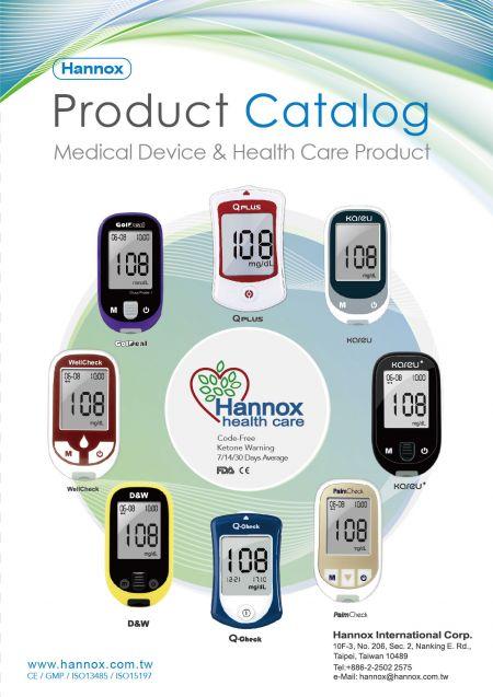 Catálogo de Produtos Hannox