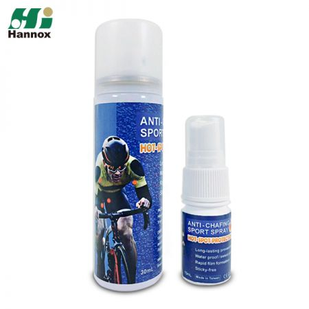 Anti-Chafing Sport Spray - Anti-Chafing Sport Spray