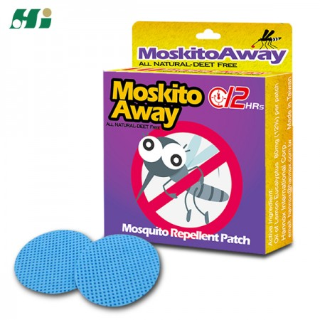 Mosquito Repellent Patch (12hrs)