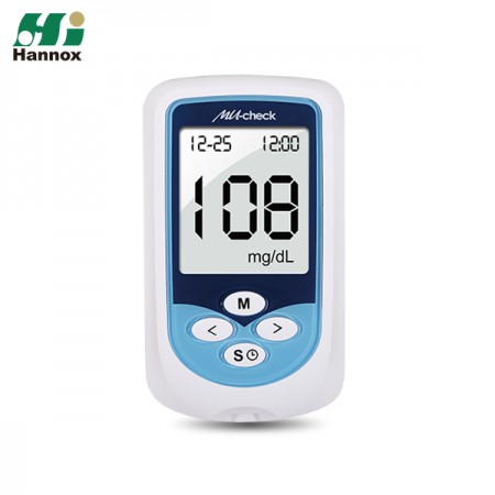 Blood Glucose Monitoring System (MU-check) - Blood Glucose Monitoring System